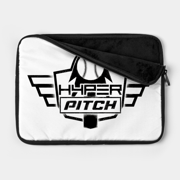 HYPERpitch Grunge Logo Tee