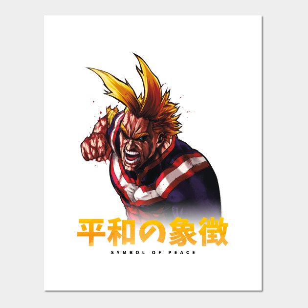 All Might - Symbol of Peace BNHA