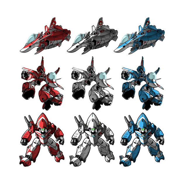 SD Cutlass (full set)