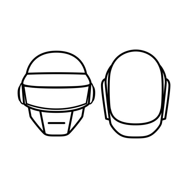 Daft Punk MINIMALIST