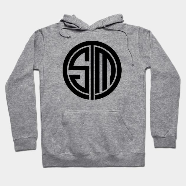 tsm team solomid e sport tsm logo hoodie teepublic