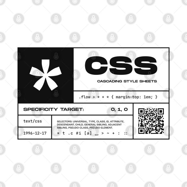 CSS Fact Sheet