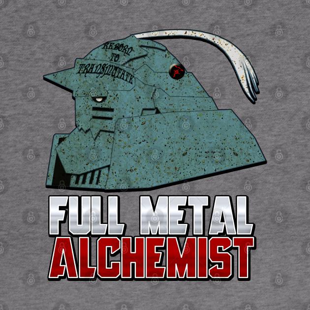 Full Metal (Alchemist) Jacket - Full Metal Alchemist ...