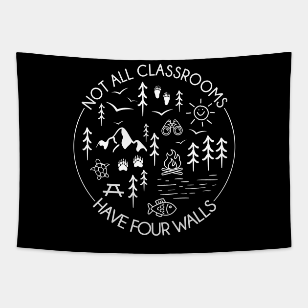 Not All Classrooms Have Four Walls