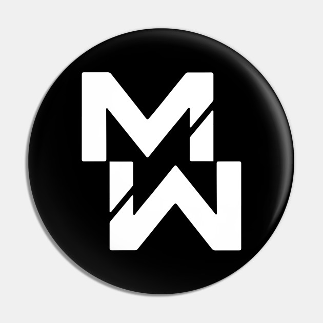 Mw Call Of Duty Modern Warfare Pin Teepublic De