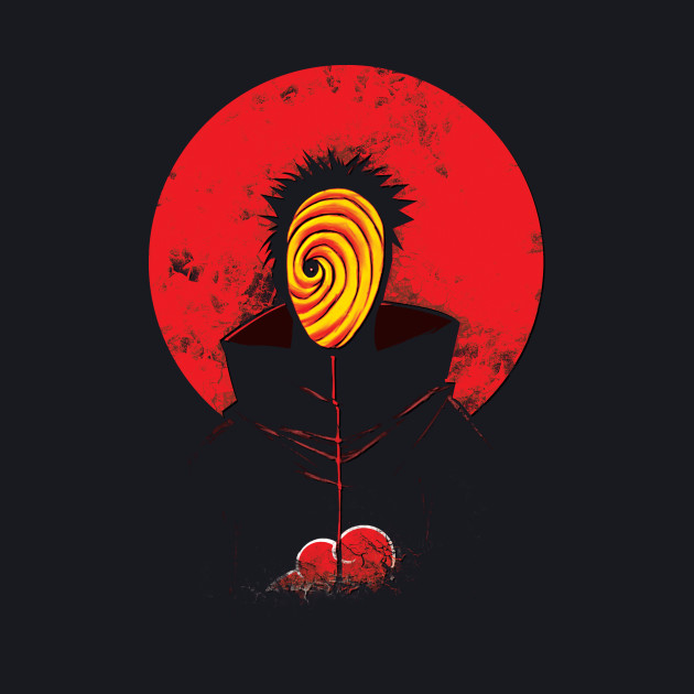 TOBI IN THE RED MOON