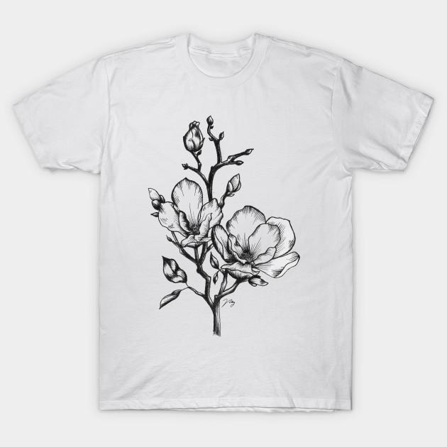 Magnolias Magnolias T Shirt Teepublic