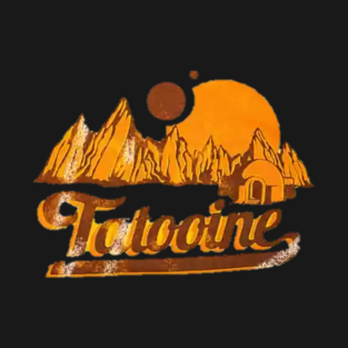 Tatooine t-shirts