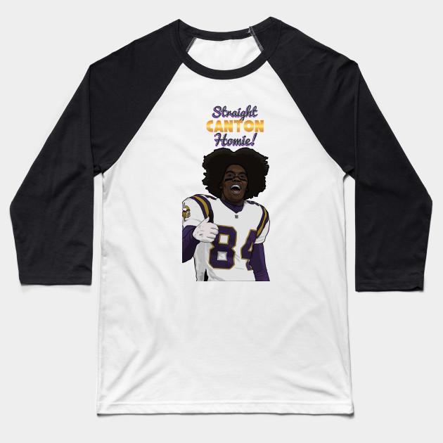 1a6db491 Straight CANTON Homie Randy moss - Randy Moss - Baseball T-Shirt ...