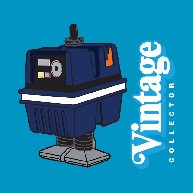 Vintage Collector - Power Droid