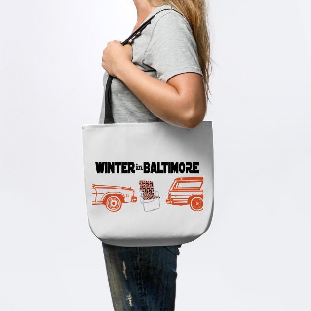 Baltimore Winter
