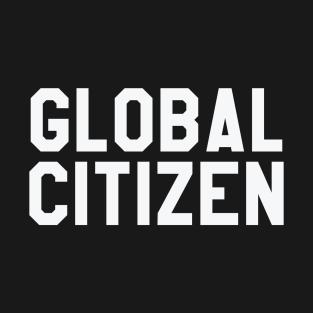 Global Citizen t-shirts