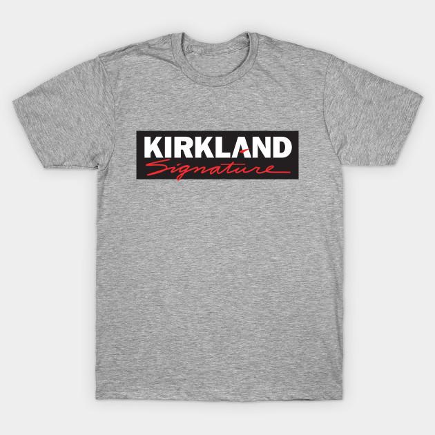 Kirkland black t shirts t shirt design collections for Costco t shirt printing