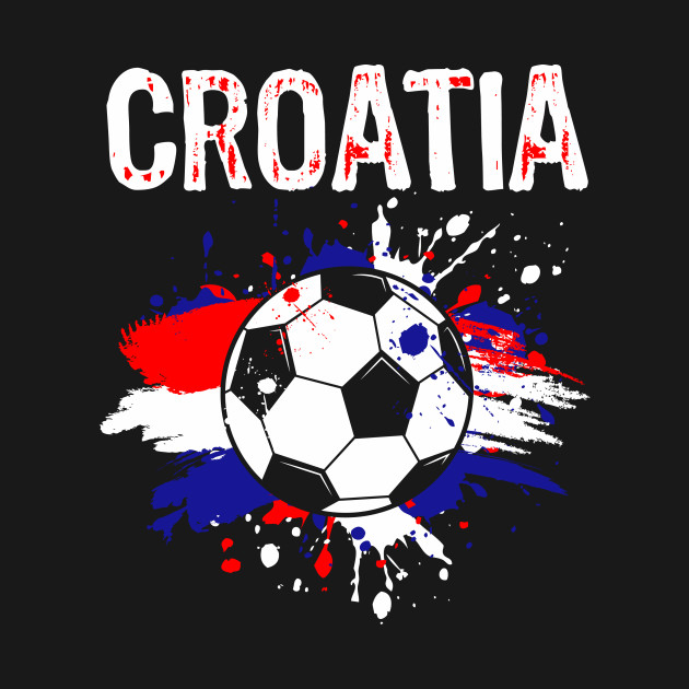 b53a601db98 Croatia Soccer Shirt Fan Football Gift Funny Cool - Croatia Soccer ...