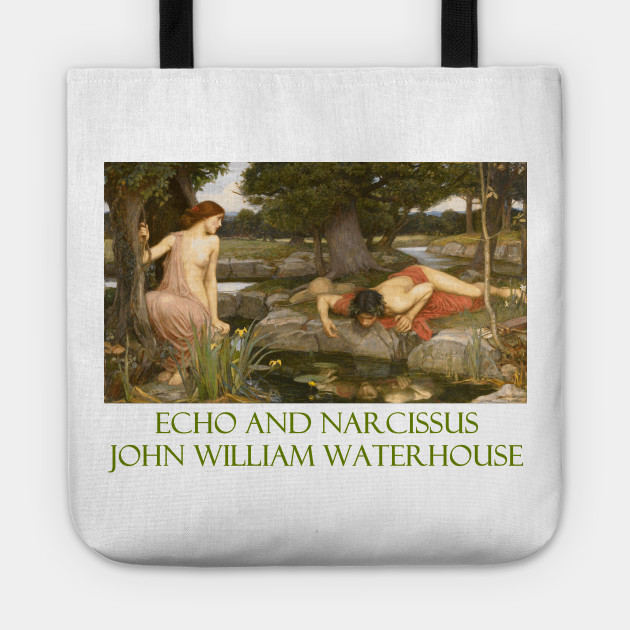 Echo and Narcissus by John Waterhouse