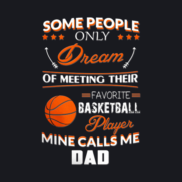 Some women only dream of meeting their favorite Basketball player mine calls me Dad