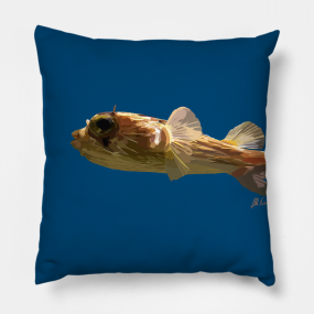 ef287647a Puffer Fish Pillows