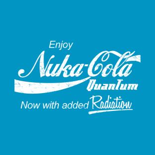 Nuka Cola Quantum t-shirts