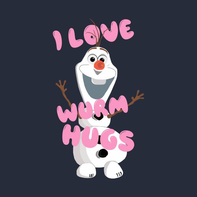 Frozen. Olaf