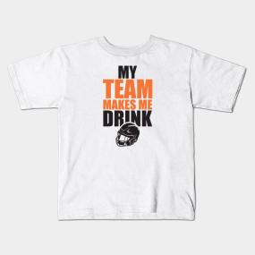 NFL Chicago Bears Drink Kids T-Shirt 8cb3a5bbd