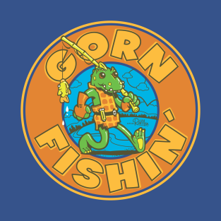 Gorn Fishin' t-shirts
