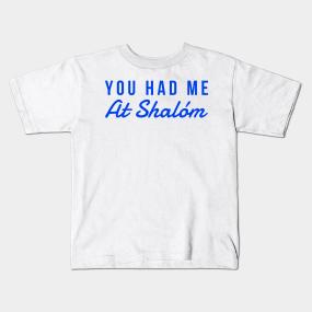 a3b018ec8b Funny Jewish Kids T-Shirts | TeePublic