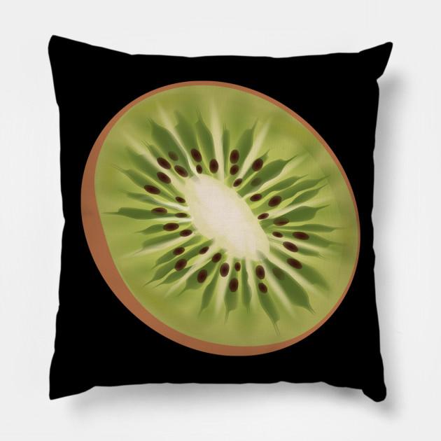 Kiwi Kiwi Pillow Teepublic