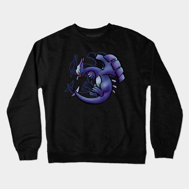 076e33b2 Shadow lugia - Pokemon - Crewneck Sweatshirt | TeePublic