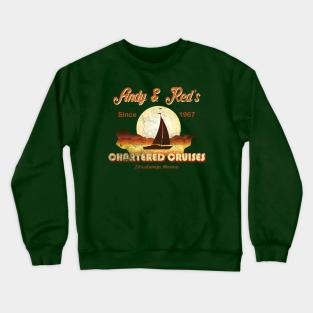 Zihuatanejo Mexico  Shawshank Redemption Movie Green Crewneck Sweatshirt