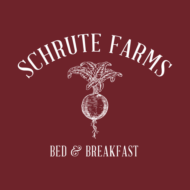 Schrute Farms Bed and Breakfast  Beets Sweater