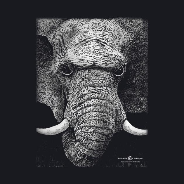 Fierce Elephant