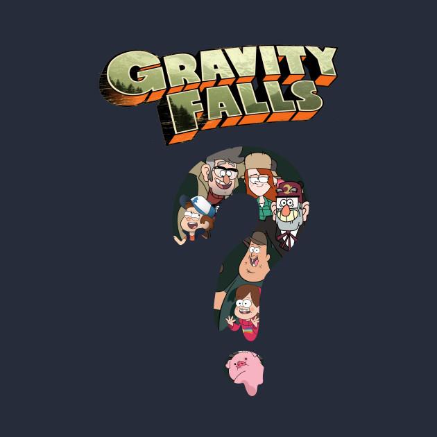 gravity falls family