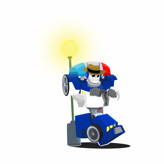 Rescue Bots - Chase on the Case