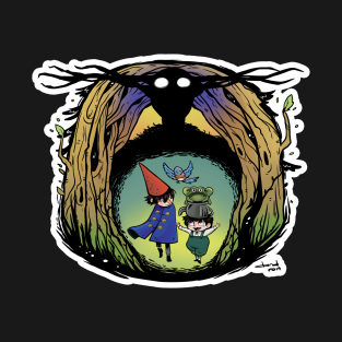 over the garden wall fanart gifts and merchandise teepublic - Over The Garden Wall Merchandise