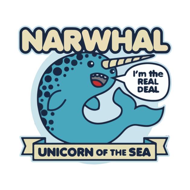 4eadb64d46568 Narwhal Unicorn Of The Sea - Narwhal Unicorn Of The Sea - Tank Top ...