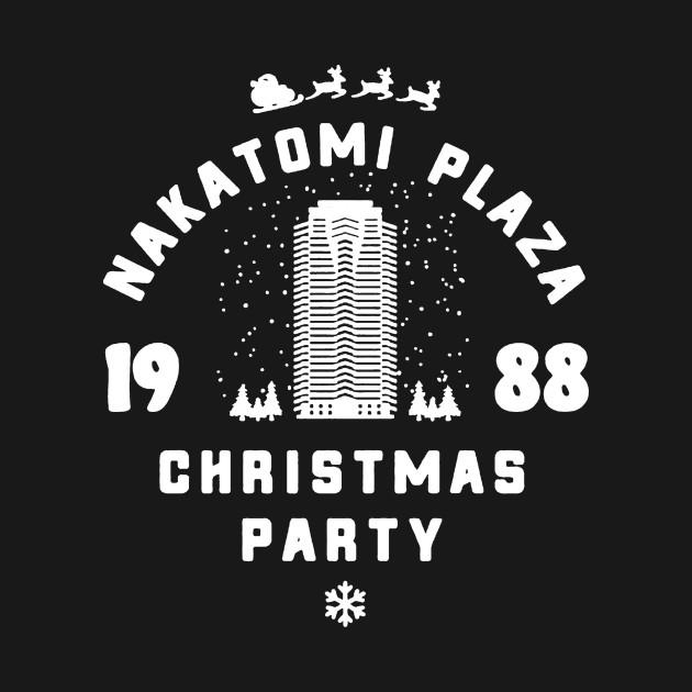 c9e3db4e7 Nakatomi Plaza 1988 Christmas Party Nakatomi Plaza 1988 Christmas Party