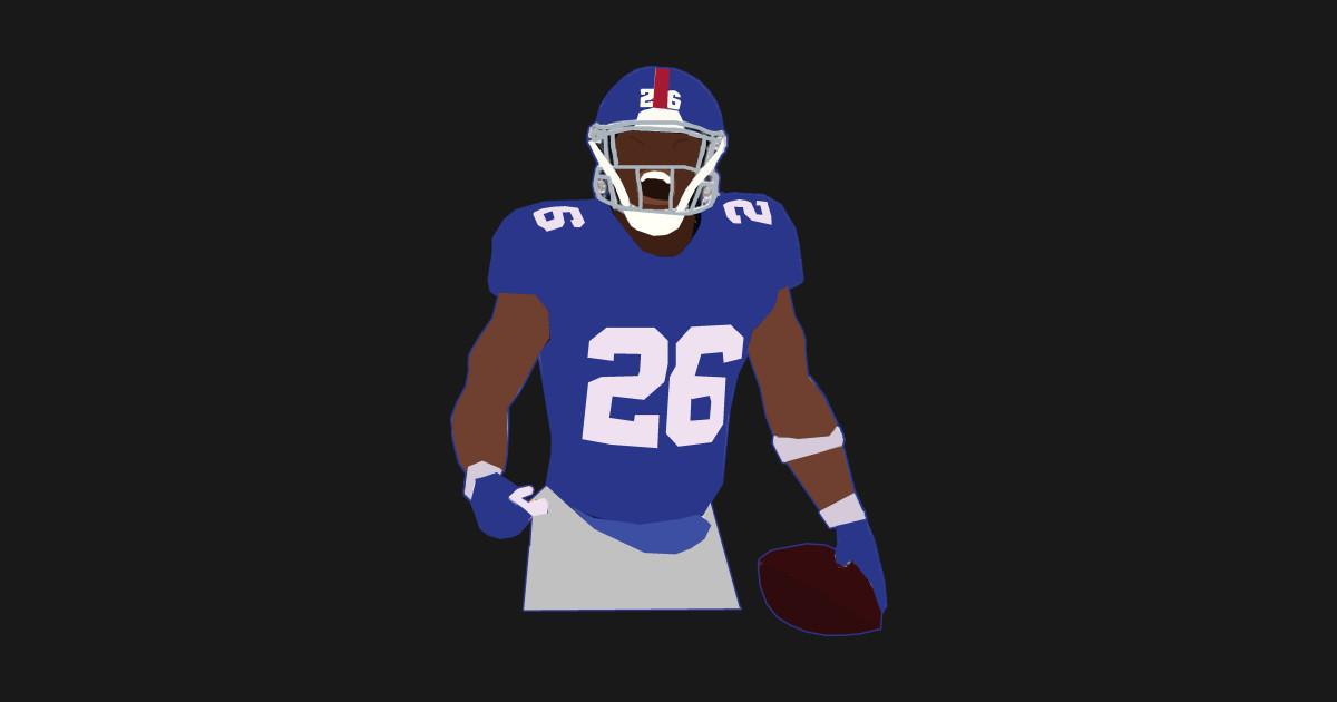 reputable site 03136 462ad Saquon Barkley - New York Giants