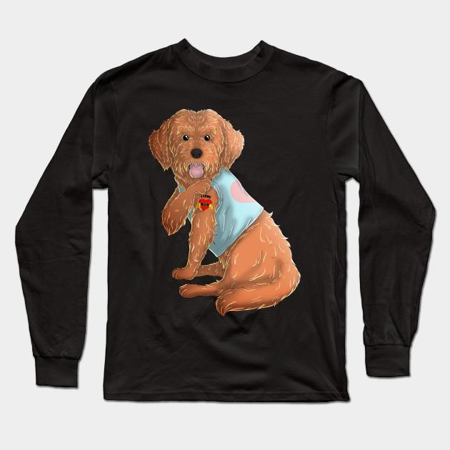 Dog Puppy Gift Womens T-Shirt World/'s Best Cockapoo Mum