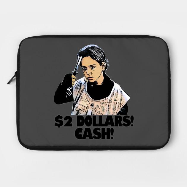 2 dollars cash