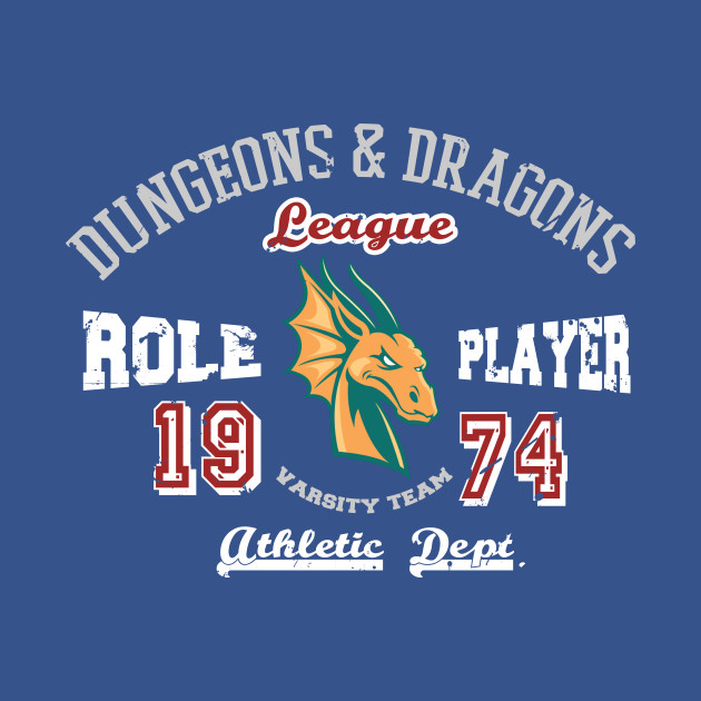 Dungeons and Dragons - Role Player Athletics Dept.