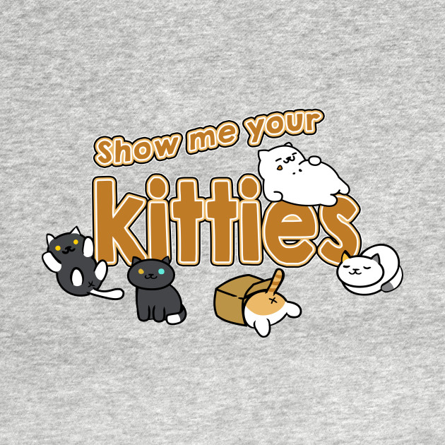 Show Me Your Kitties!