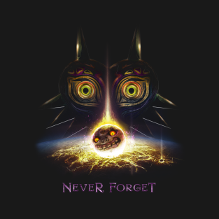 Majora's Mask Termina Never Forget