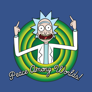 Peace among worlds, Folks!