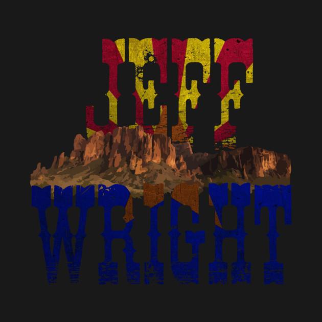 Jeff Wright APC 19 Fight Shirt