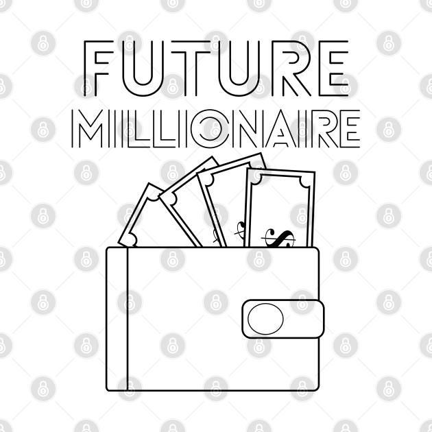 Future Millionaire -  wallet