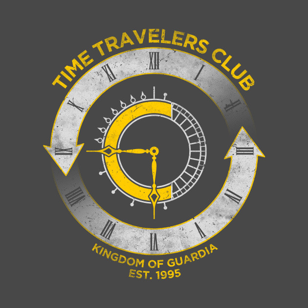 Time Travelers Club (Chrono) T-Shirt