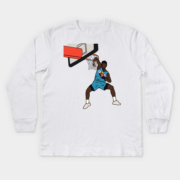 separation shoes 1c717 1440a Hamidou Diallo NBA 2019 Slam Dunk Contest Superman - Oklahoma City Thunder