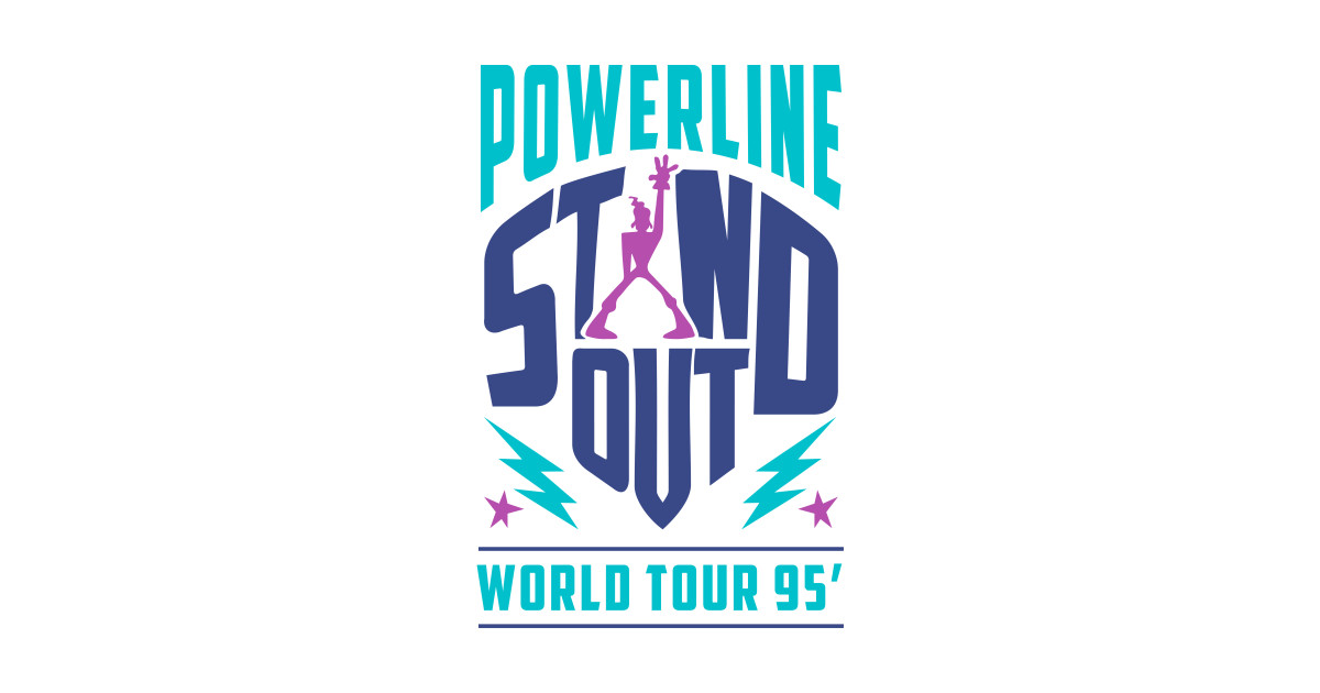 Powerline Stand Out World Tour 95 Powerline T