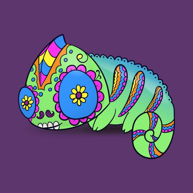 Chameleon | Day of the Dead Mashup