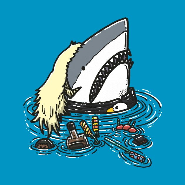 Mullet Shark II